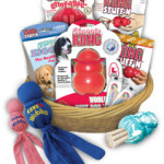 Win a FREE KONG Toy and Treat Basket