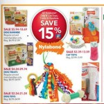 Nylabone Sale at PetSmart