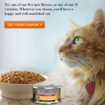 FREE Can of Purina ProPlan Cat Food!