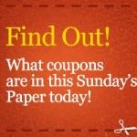 7/24 Sunday Newspaper Preview – Redplum & Smartsource Insert