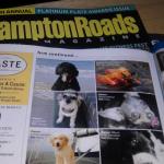 Chuy's in Hampton Roads Magazine!