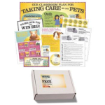 For Teachers – Free Small Animal Care Kit from PETCO.com