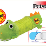 Two Stuffing Free Dog Toys $18 (includes free shipping!)