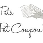 Printable Pet Coupon Roundup {Cesar, Purina, Pedigree + More}