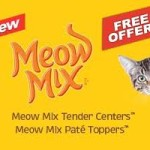 Freebie – Meow Mix Pate Toppers Plus a $1 Coupon