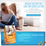 Free Sample and $1 Coupon for Purina Cat Chow Healthy Weight