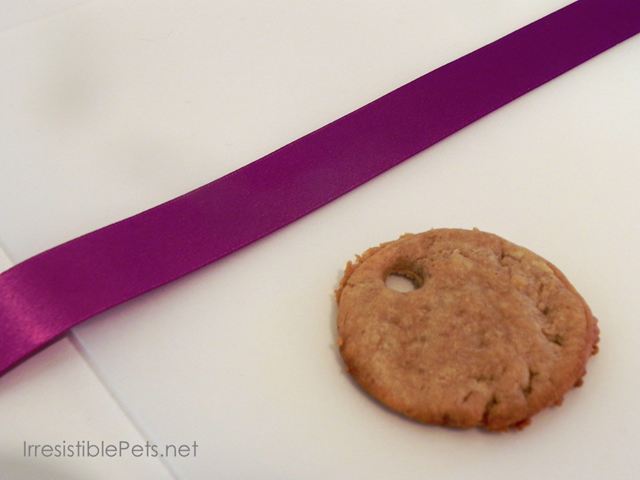DIY Olympic Medal Dog Treats