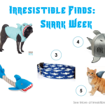 Irresistible Finds: Shark Week for Pets!