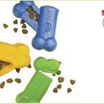 Irresistible Deal: Brainy Bones Treat Dispenser $10 from Doggyloot