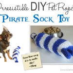 DIY Pirate Sock Toy