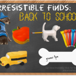 Irresistible Finds {Back to School Pets}