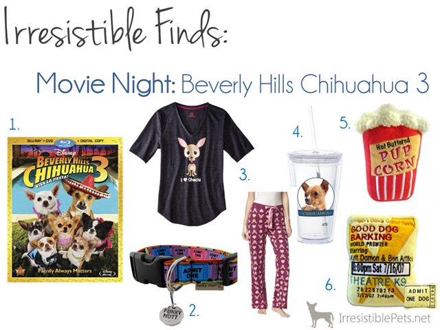 Irresistible Finds - Beverly Hills Chihuahua 3