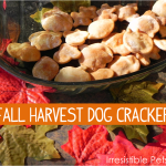 Fall Harvest Dog Crackers Recipe