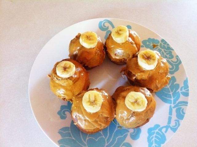 Howloween - Peanut Butter Pumpkin Cupcakes