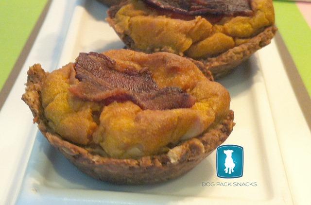 Howloween - Pumpkin Cheesecake for Dogs