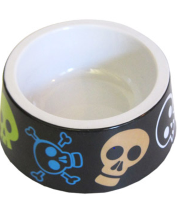 Irresistible Finds - Bad to the Bone - Bone Bowl