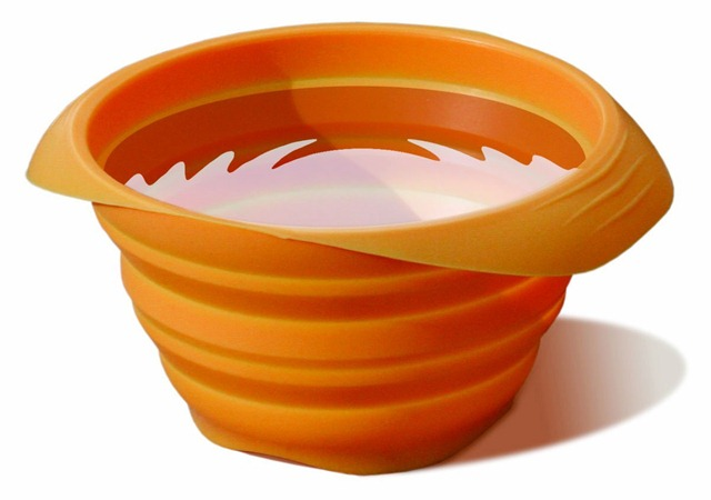 Trip to the Pumpkin Patch - Collapsible Dog Bowl