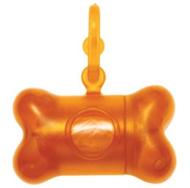 Trip to the Pumpkin Patch - Orange Poop Bag Holder