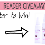 CLOSED: Giveaway {Dirty Dog Paw Spritz}