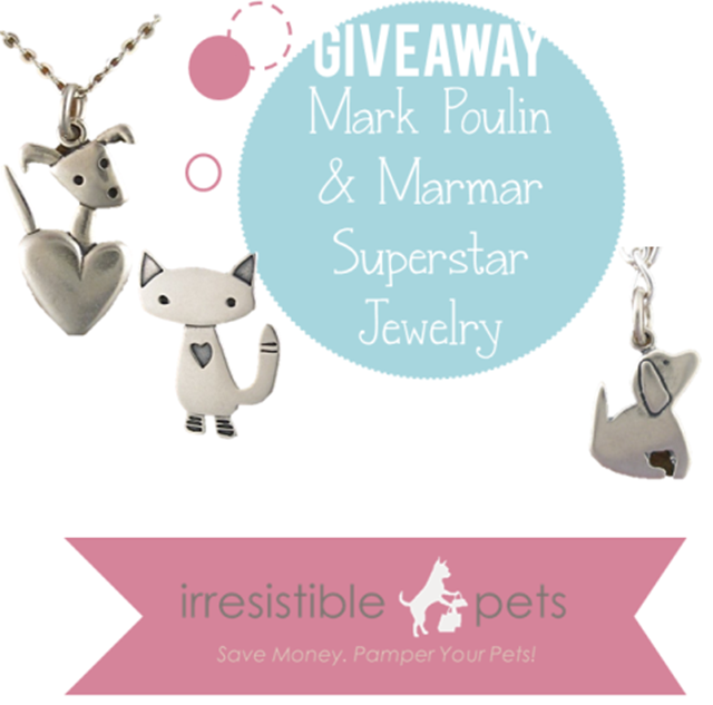 Giveaway - Mark Poulin Jewelry