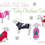 Irresistible Gift Ideas {Tacky Christmas Sweaters}