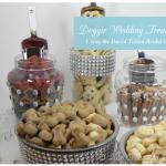 DIY Doggie Wedding Treat Bar