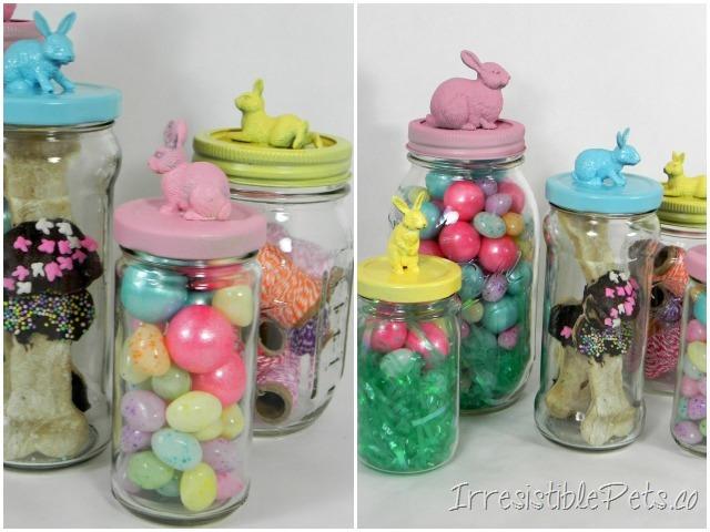 Irresistible Bunny Jars Irresistible Pets