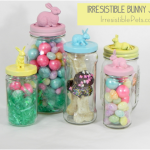 Irresistible Bunny Jars