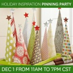Holiday Pinning Party with Better Homes and Gardens