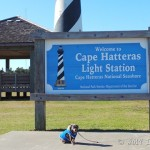 Cape Hatteras with Chuy Chihuahua
