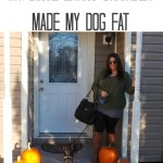 MY Binge Eating Disorder Made My Dog Fat