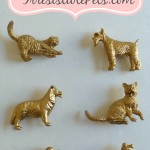 DIY Cat and Dog Magnets