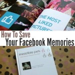 How To Save Your Facebook Memories with My Social Book