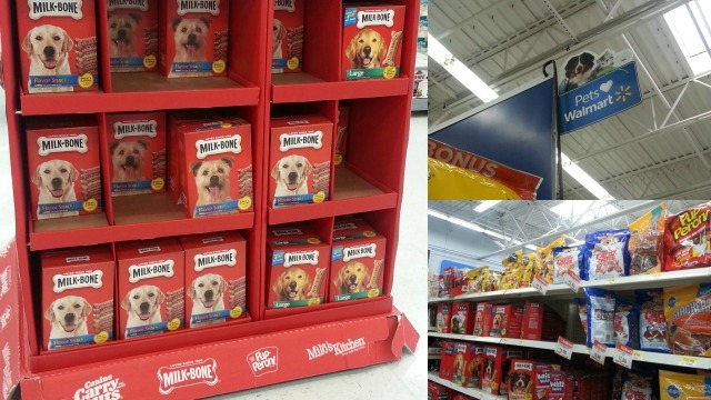 Walmart Big Heart Branded Pet Treats
