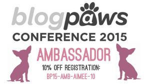 BlogPaws Nashville Sidebar