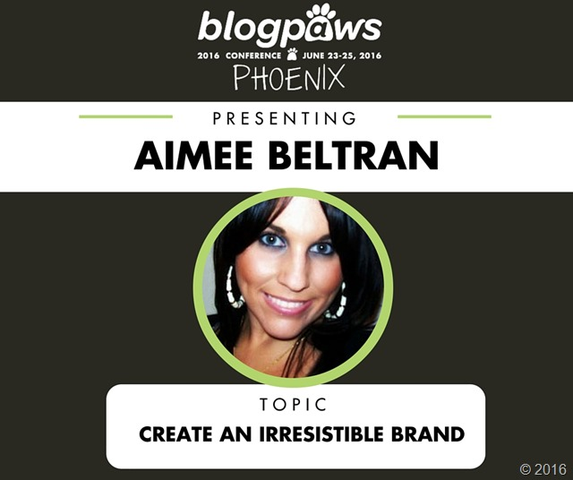 Create an Irresistible Brand with Aimee Beltran