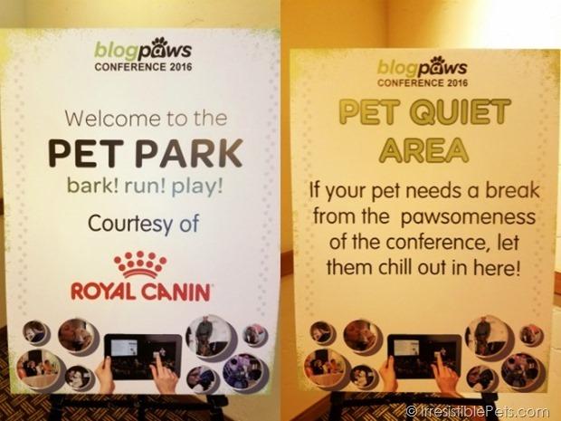 BlogPaws Pet Park