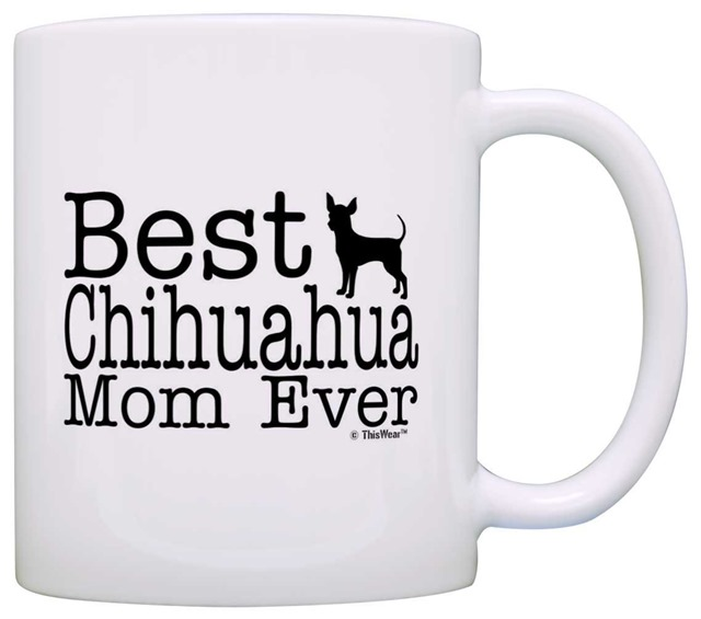 Holiday Gift Guide for Chihuahua Lovers - Chihuahua Coffee Cup