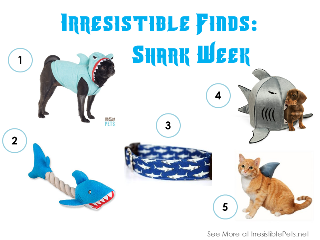 shark week pets