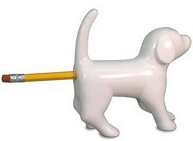 Back to School Pets - Dog Pencil Sharpener