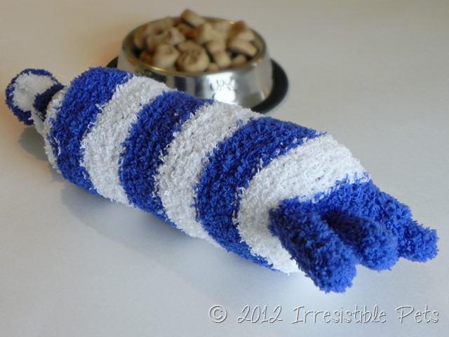 DIY Pirate Sock Toy