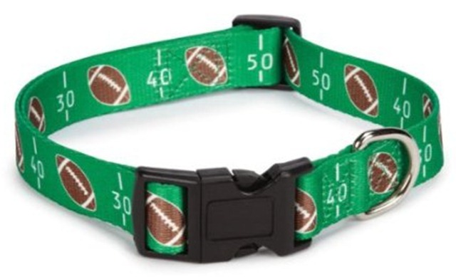 Irresistible Finds - Football Season Collar