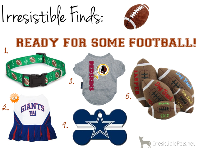Irresistible Finds - Football Season