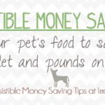 money saving pet tips