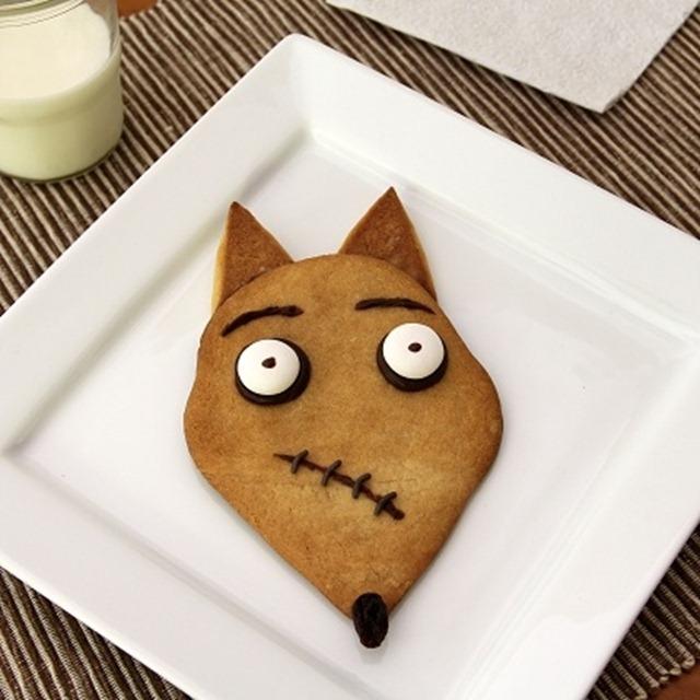 Frankenweenie - Sparky Cookies