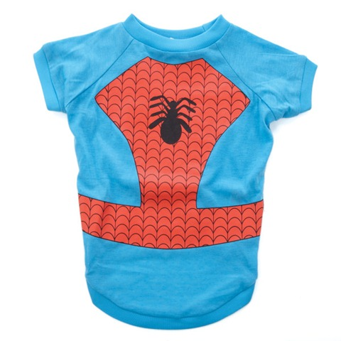 Howloween - Pet Superhero Costumes - Spider Man