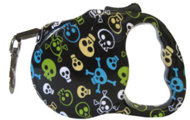 Irresistible Finds - Bad to the Bone - Bone Leash