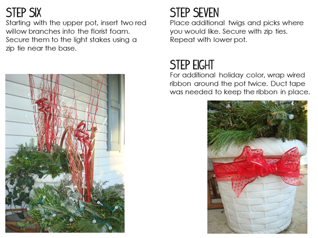 DIY Holiday Containers via IrresistiblePets.net