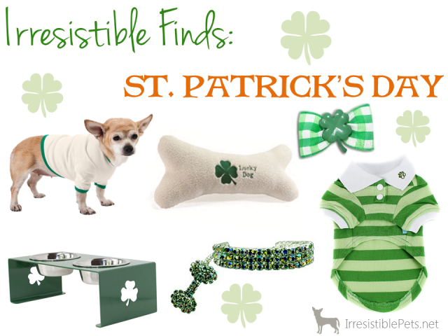 Irresistible Finds - St Patricks Day