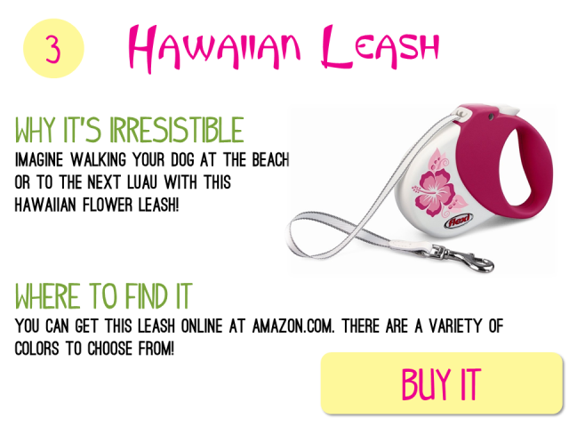 3 - Hawaiian Flex Leash
